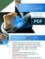 Akuntan Forensik Sebagai Saksi Ahli-1
