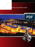 General Valve Four-Way Diverter Brochure