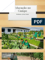 Educação No Campo