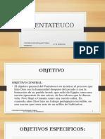 1.2. PENTATEUCO PPT 1 Introduccion at y Genesis