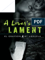 A Lover's Lament - Kl Grayson.epub