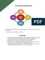 Report of Finance