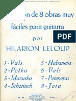 Leloup Coleccion 8 Obras