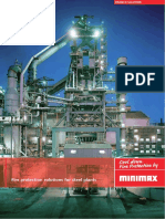 AL23e Fire Protection Solutions for Steel Plants