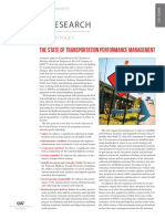Transportation Performance Management