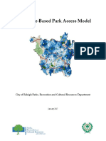experience based park access model