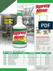 Spray-9
