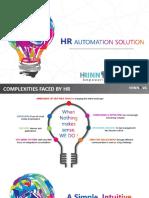 Understanding Hrinnova - HR automation solution