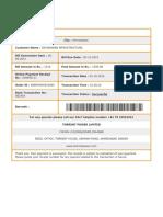 Sept 2015 Paid Receipt