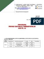 PG 03 Controlu Inregistrarilor