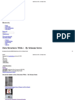 Data Structures With c - By Schaum Series