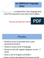 pgce  eal  english as an additional language