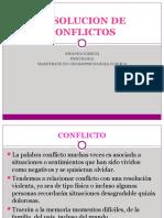 Comunicación Asertiva y Resolucion de Conflictos