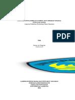 5. Simulasi Pengambilan Sampel Dan Sebaran Spasial Populasi Hama