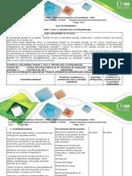 Guía de Actividades y Rubrica Fase 2 Introducción a La Fitopatología