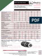66kV Aluminium Large Conductor XLPE CSA PE HS Cables