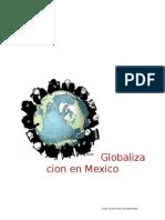Globalizacion en mexico