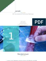 PPT identifikasi forensik