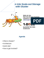 Gluster Intro TDOSE