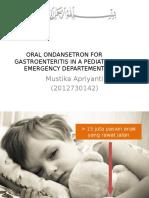 Jourding Ondansentron Oral mus - dr. Suryono.pptx