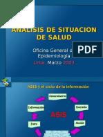 Asis Lima 2003