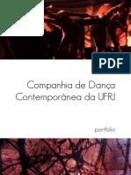 Portfólio CIA de Dança Contemporânea da UFRJ