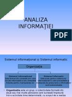 ANALIZA INFORMAtIEI_2