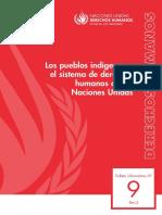 Los Pueblos Indígenas y El Sistema de Ddhh de La Onu