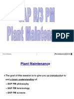 SAP R3 Plant Maintenance