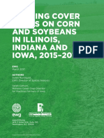 Environmental Working Group and Practical Farmers of Iowa Cover Crop Report