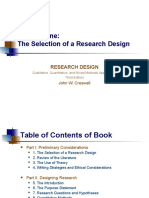 Chapter 1 -Research Design