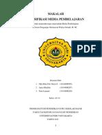 3 Klasifikasi Media Pembelajaran
