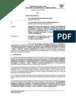 Informe de Liquidación PI - 111 Alcantarilla