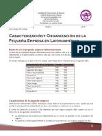 Resumen1 - Pequeña Empresa en Latinoamerica