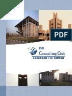 ISB Consulting Casebook 2013