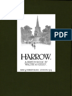 Harrow; A Sketch-Book by Walter M. Keesey