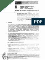 Apelación presentada por la Procuraduría Pública Especializada en Materia Constitucional