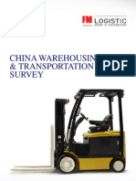 China Transportation and Warehousing Survey