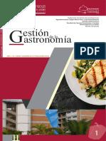 Revista Gestión de la Gastronomía
