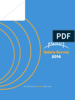 PQNDT 2014 Salary Survey
