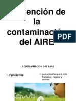 Contaminación Del Aire