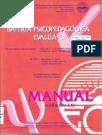 manual evalua 3