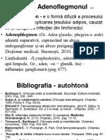 Flegmonul Adenoid