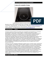 Hydrogen fueled stove for autarkic living final.pdf