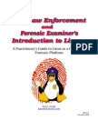A Practitioner's Guide to Linux as a Computer Forensic Platform