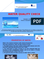 Water Quality Check