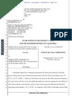 CAFA Compliance Notice