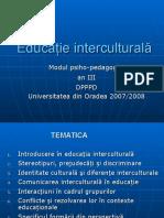CURS  Educatie Interculturala.ppt