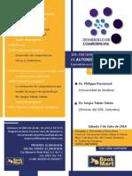 Biodatas Dr. Perrenoud y Dr. Tobón