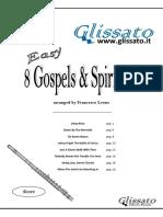 8 Spirituals & Gospels DEMOSCORE